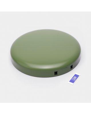 Couvercle poubelle à pédale newIcon, 20 litres - Moss Green