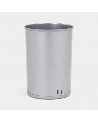 Seau intérieur métal newIcon, 20 litres - Galvanized