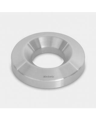 Lid for Flame Guard Waste Paper Bin, 7 litre, diameter 20.5 cm - Matt Steel