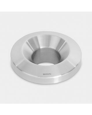 Lid for Flame Guard Waste Paper Bin, 20 litre, diameter 25 cm - Matt Steel