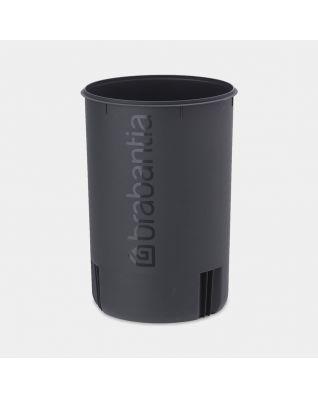 Kunststof binnenemmer newIcon,12 liter - Dark Grey