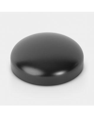 Deksel Retro Bin, 12/20 liter, diameter 25 cm - Black