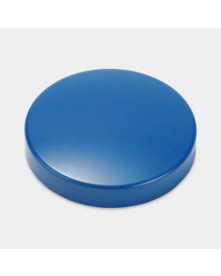 Couvercle pour boîte, 低, diamètre 11cm - Vintage Blue
