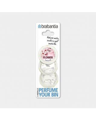 Perfume Your Bin Navulcapsules, 3 stuks, Flower