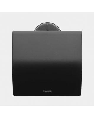 Toiletrolhouder Profile - Black