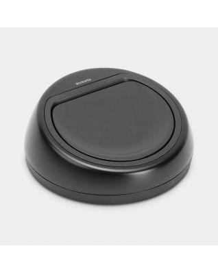 Deckeleinheit Touch Bin, 60 Liter - Black