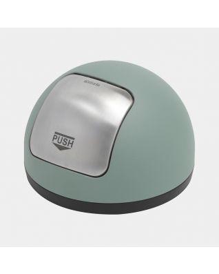 Service Head Push Bin, 60 litre - Mineral Mint