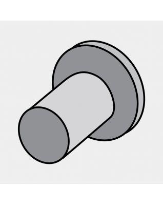 Amortiguador para panera - Transparant