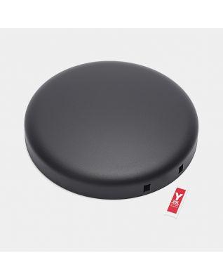 Lid Pedal Bin newIcon, 20 litre - Mineral Infinite Grey