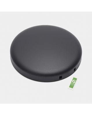 Lid Pedal Bin newIcon, 30 litre - Mineral Infinite Grey