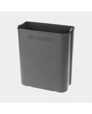 Plastic Inner Bucket, 60 litre, Bo - Grey