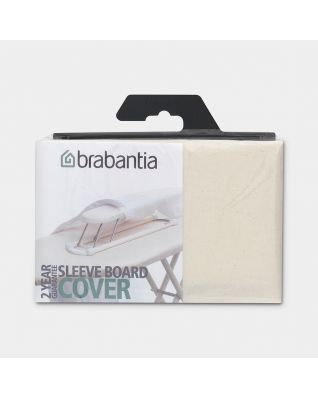 Sleeve Board Cover 60 x 10 cm, Top Layer - Ecru