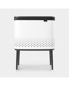 Bo Laundry Bin 60 litre - White