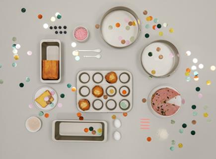 Brabantia vous présente sa collection anniversaire d'articles de pâtisserie
