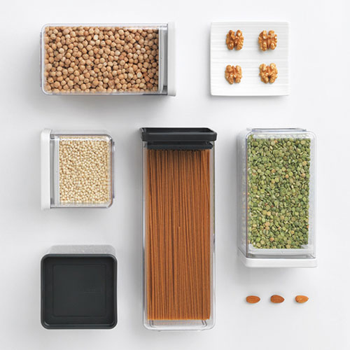 stackable canisters