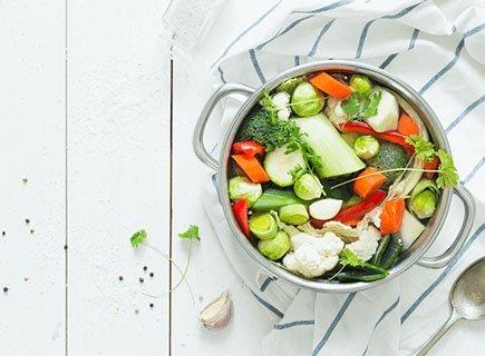 Es hora de aprender a cocinar las verduras a la perfección