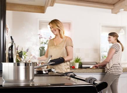 Ideas para aprovechar la cocina al máximo