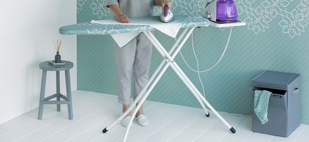 Ironing sheets and pillow cases – should you or not? | Brabantia