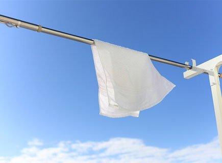 Cómo lavar y secar las toallas